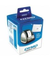 Kleepkirjaetiketid Dymo 89x36mm valge 260tk x 2rulli (99012)
