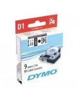 *Kleepkirjalint Dymo D1 9mm x 7m sinine tekst valgel 40914