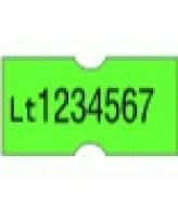 Hinnaetikett 21,5x12 roheline