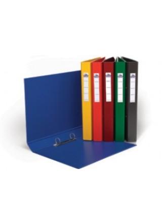 Rõngaskaust Forpus Office A4/3,5cm 2-rõngast must