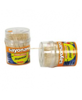 Hambatikud SAYONARA 450tk (plasttopsis)