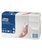 Lehträtik TORK H2 Xpress Multifold, valge, Z-fold, 2-kihiline, 190L/pk
