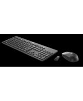 Klaviatuurialus + hiir HP Wireless Business Slim Keyboard