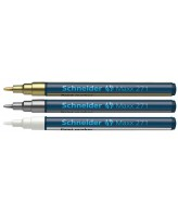Marker Schneider 271 permanentne 1-2mm, kuldne
