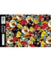 Akvarelliplokk Angry Birds Grazy A4/15L, 210g