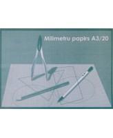 Millimeetriplokk College A3/20L