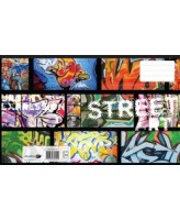 Kaustik Graffiti A5/80L 5x5ruut