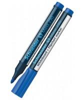Valgetahvlimarker Schneider 290, ümar ots, sinine