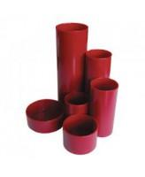 Lauagarnituur Wedo Junior, 6-osaline punane