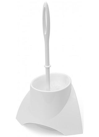 WC-kompl.nurka,äärepuhastus harjaga