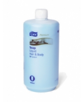 Vedelseep Tork Premium Liquid Hair & Body S1, 1000ml