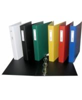 Rõngaskaust College A4/3,5cm 4-rõngast sinine