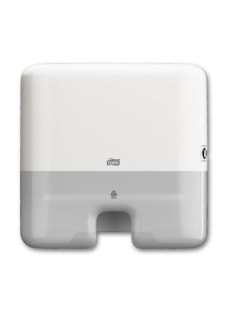 Lehtkäterätikuhoidja Tork Mini H2, valge