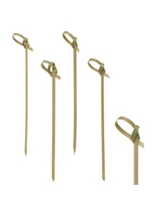 Võileivatikk Papstar 10cm, bambus, 250tk/pk, 6pk/kst