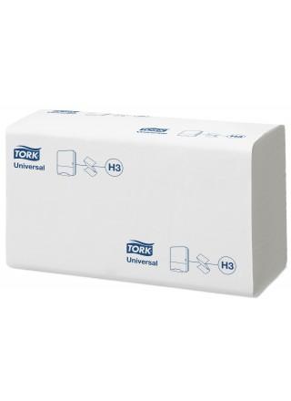 Lehträtik Tork Singlefold H3 1x 300L/pakis, 23x23cm, valge, 15pk/kst