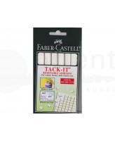 Kleepmass Faber-Castell Tack-IT, eemaldatav 50g