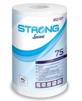 Rullrätik Lucart Strong 75, tselluloos, 2 kihiline, 75m, 10rll/kotis