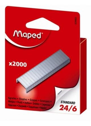 Klambrid Maped 24/6 2000tk