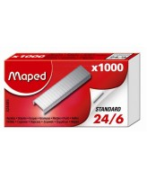 Klambrid Maped 24/6 1000tk