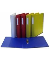 Rõngaskaust College A4/3,5cm 2-rõngast sinine