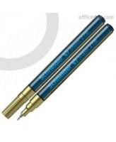 Veekindel marker Schneider Paint 278 0,8mm, kuld