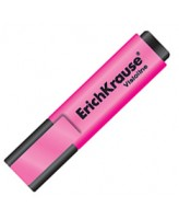 Tekstimarker Erich Krause V-20 roosa