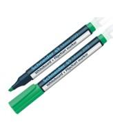 Valgetahvlimarker Schneider 293, lõigatud otsaga, roheline